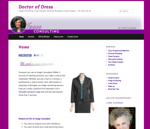 View DoctorofDress Site
