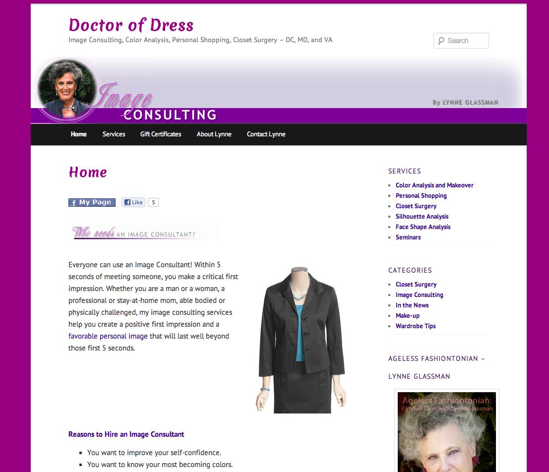 Doctor of Dress