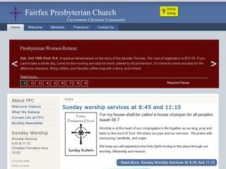 Fairfax Presbyterian Church